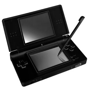 Nintendo DS lite black , charger included or best offer  xxx
