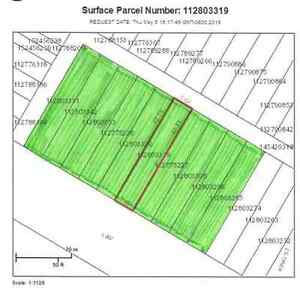 Great Location!!  10 Lots or 1 Parcel for Sale in Nokomis!!