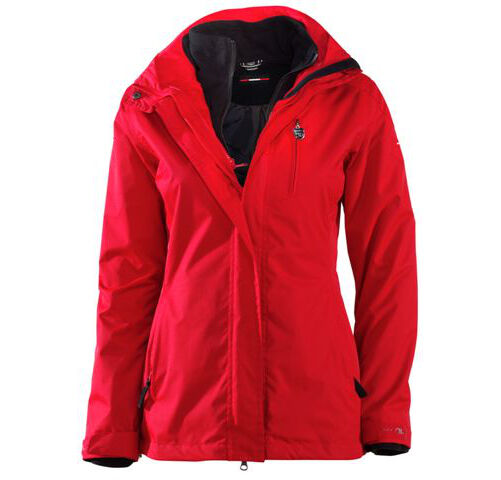 Northland Spartika LS Combi Jacket - Damen 3-in-1 Funktionsjacke / Jacke