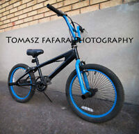 20 Inch Wheel, Ready-to-Ride BMX, 4-Pegs