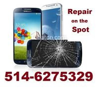All iPhones/iPad Samsung /LG Repair iPhone 5 Screen Only 75$