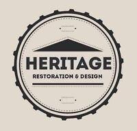 Heritage Restoration and Design- One stop for Reno and Repair
