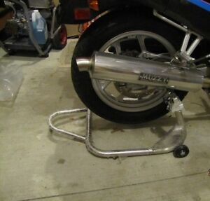 Front and rear Motorcycle Track Stands Kitchener / Waterloo Kitchener Area image 5