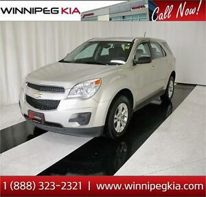 2015 Chevrolet Equinox LS *Accident Free!*