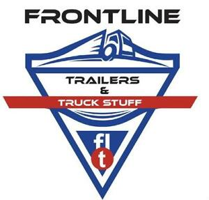 Trailers! Custom, Enclosed, Utility, Flatbed, Dump Trailers