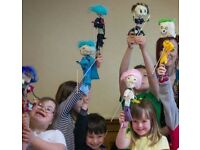 Make 'n' Take Puppet Workshop - Puppet Animation Festival at Maryhill Burgh Halls
