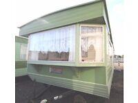 Good Condition Atlas Applause Static Caravan - Bargain Price