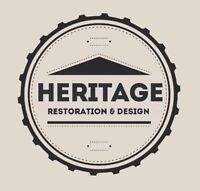 Heritage Restoration- Contractor for all your reno and repairs!