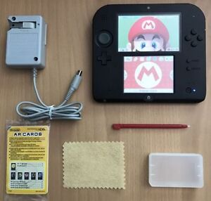 Nintendo 2DS With Tons of 3DS Games_Pokemon SUN & More ...