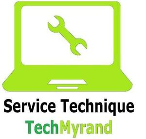 Service de Reparation d'ordinateurs TechMyrand Mac et PC Rapide