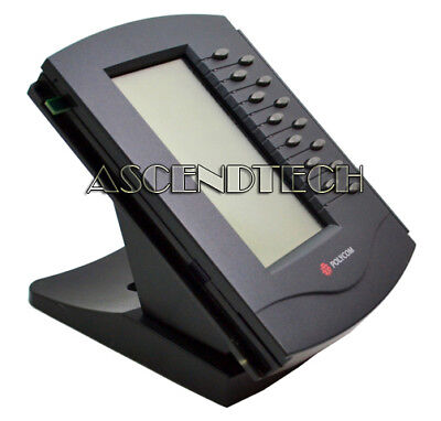 Polycom Soundpoint Ip Bem For Ip650601 Expansion Module Wstand 2200-11700-025