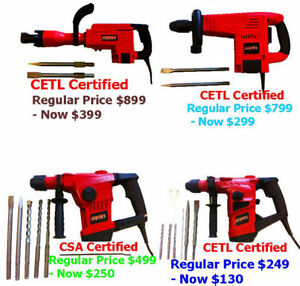 SDS-PLUS Rotary Hammer Drill CAD$130.00