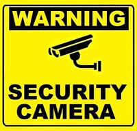 Security cctv surveillance camera package $1800 installed