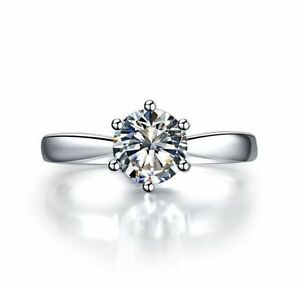 RBC 1.00 ct DIAMOND SOLITAIRE RING @ KARAT FINE JEWELLERY