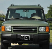 1997 Land Rover Discovery SE SUV, Crossover