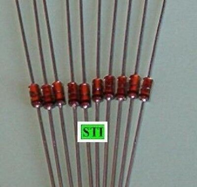 Zener Diode - 5.1v - 0.5 Watt 1n5231b -- Qty 10 -- On Sale