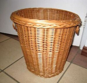 Rattan Basket in great condition