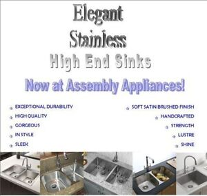 ****ELEGANT STAINLESS STEEL SINKS****