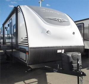 2017 SURVEYOR 295QBLE-WE TRAVEL TRAILER BY FOREST RIVER
