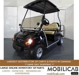 Club car golf cart DS