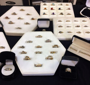 WE HAVE A LARGE SELECTION OF GOLD!!
