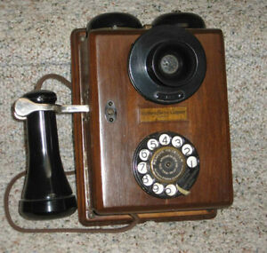 Wanted: Antique Telephones-Old Telephone Parts-Old Telephone Sig Kingston Kingston Area image 8
