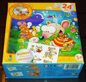 ► Toopy and Binoo 24 Piece Puzzle