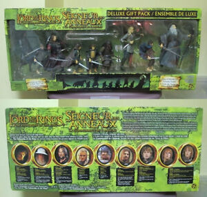 The Fellowship of The Ring  DELUXE GIFT PACK