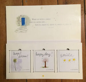 GIFT OF A SMILE - 3 book gift boxed set - NEW - $5 London Ontario image 2