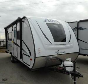 NEW 2016 APEX 187 RB - PERFECT FOR 2 - SUV TOWABLE