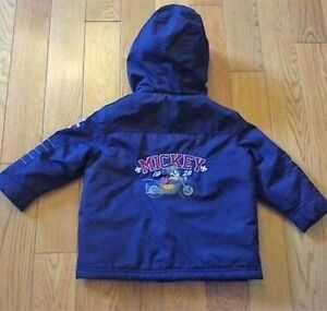 Disney 'Mickey Mouse' 2-piece Snowsuit (Size 2T) **never worn!**