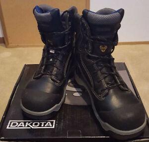 Dakota Men's Steel Toe Boots - CSA - EHR - SR - Size: 9