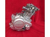 Yamaha WR125 R125 2013 Engine