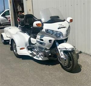 2005 Honda Goldwing Lehman Trike