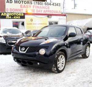 """NO ACCIDENT/REMOTE STARTER"" 2014 NISSAN JUKE SL AWD NAVi SPORT"