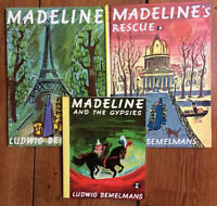 MADELINE picture books 3 for $10