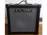 Roland Cube 40 GX Guitar Amp & Roland GA-FC Footswitch