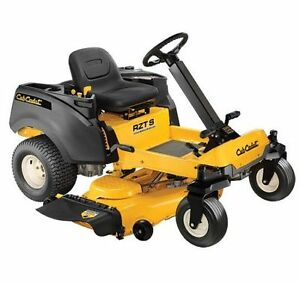 "2015 Cub Cadet RZT S 50"" Riding Lawn Mower"