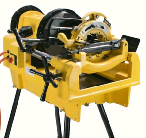 The AMK Pipe Tools 6790 Pipe Threading Machine w