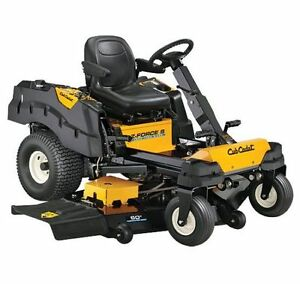 Cub Cadet Z-FORCE S60 Lawn Mower