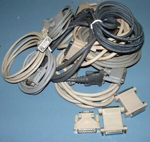 PRINTER CABLES ADAPTERS