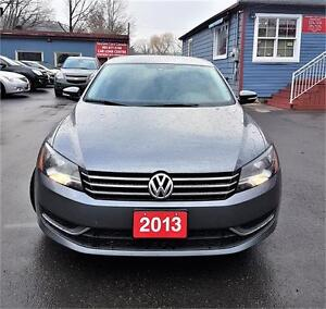 2013 Volkswagen Passat Trendline | EASY CAR LOAN FOR ANY CREDIT! Oakville / Halton Region Toronto (GTA) image 2