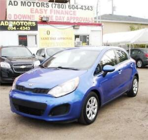 """NO ACCIDENT""   2014 KIA RIO LX AUTO LOADED SPORTY HATCHBACK!!"