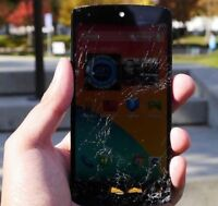 BUYING CRACKED NEXUS 5