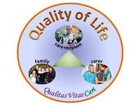Live-in Care that's focused on Quality of Life