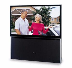 "51"" Toshiba Projection TV - Cinema Series HD"