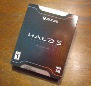 Halo 5 Limited Edition Sealed