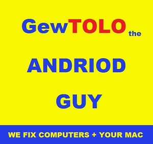 GewTOLO / BARTOLO THE ANDROID GUY + COMPUTER & MAC REPAIR