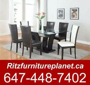 7 PCS DINETTE SET SALE FROM 295