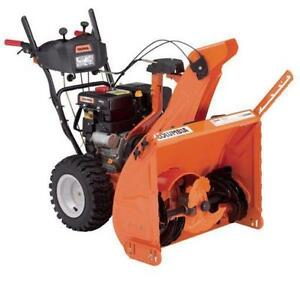 NEW COLUMBIA 3-STAGE CA330HD SNOWBLOWER IN STOCK AT DSR